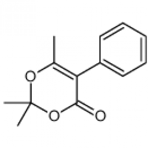 2,2,6-trimethyl-5-phenyl-1,3-dioxin-4-one CAS:87769-42-4