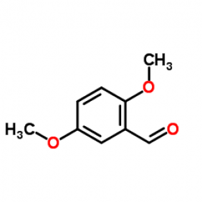 2,5-Dimethoxybenzaldehyde CAS:93-02-7