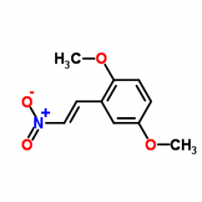 1,4-Dimethoxy-2-(2-nitroethenyl) benzene CAS:40276-11-7